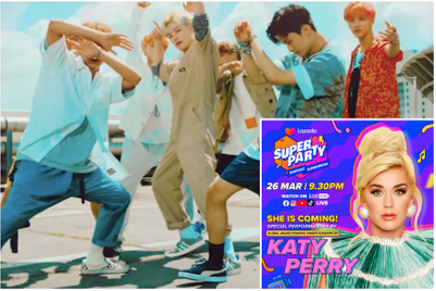 Lazada announces concert with NCT Dream, Katy Perry