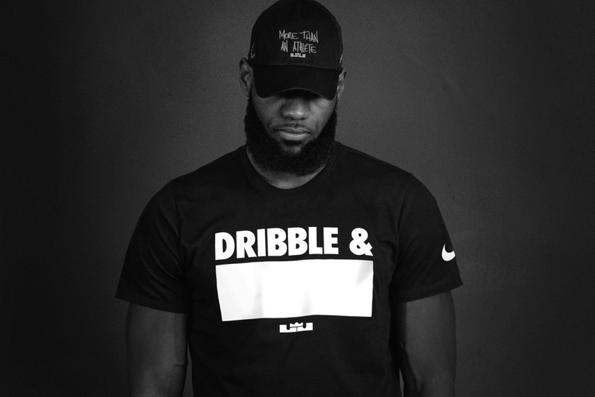 Dribble and shoot for the stars with new Nike China LeBron James ad