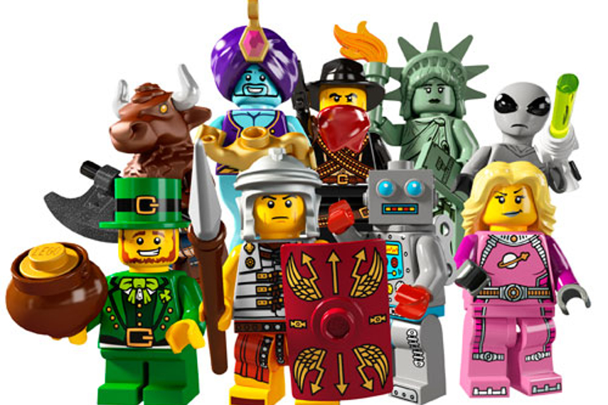 Toy company Lego signals brand push in Asia