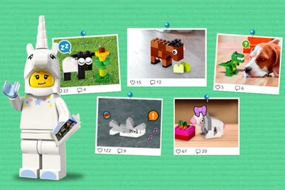 What Lego has learnt from building a social network for kids