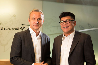 Danny Mok replaces Donald Chan as CEO of Leo Burnett China