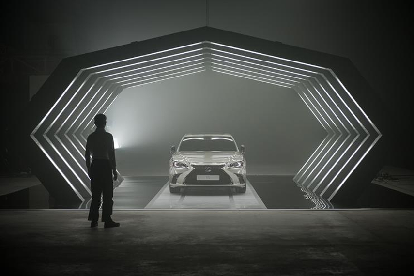 Lexus launches ad scripted entirely using AI