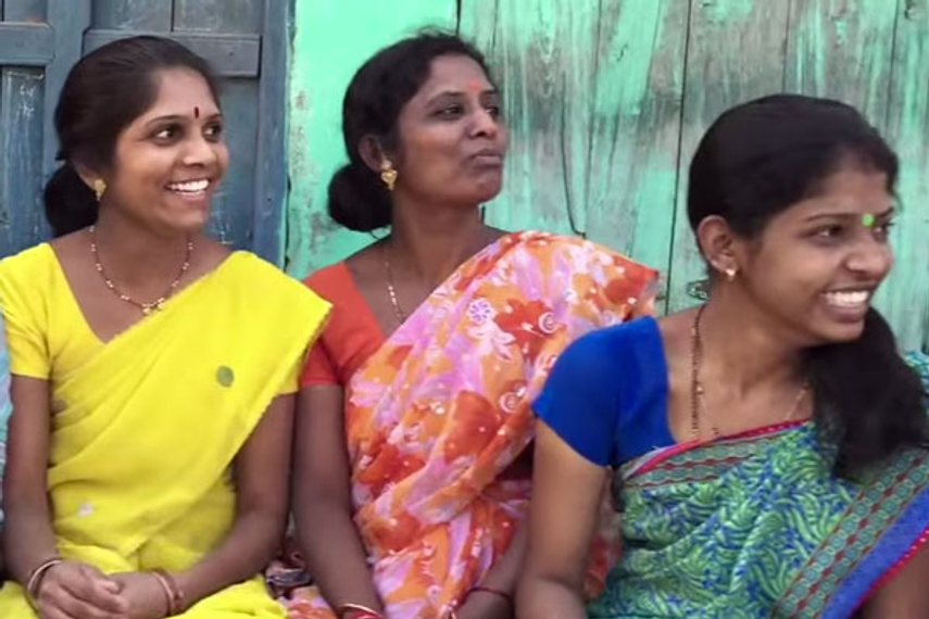Grey's 'Life saving dot' delivered iodine to Indian women through bindis