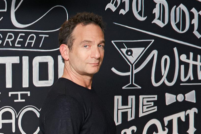 Inside the fabulously frenetic mind of BBDO's David Lubars