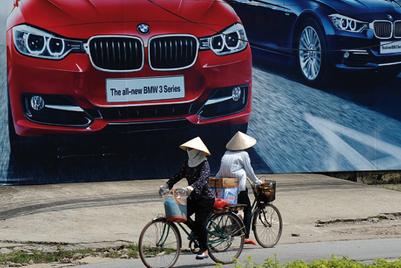 LUXURY REPORT: Vietnam a growth hot spot