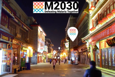 Dentsu Aegis takes on malaria with M2030 initiative