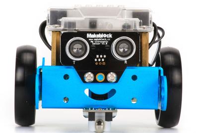 Even robot-makers don't market on autopilot