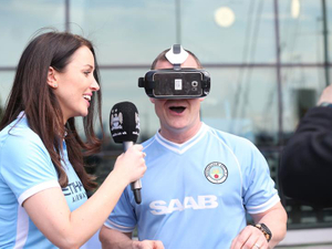 Why Manchester City is diving into wearables, VR and bots