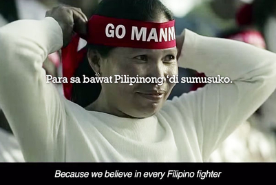 Pru Life UK sets up live Pacquiao-Mayweather coverage in Philippines