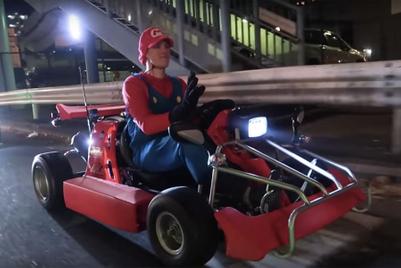 Nintendo loses suit: 'MariCar' go-kart operator survives