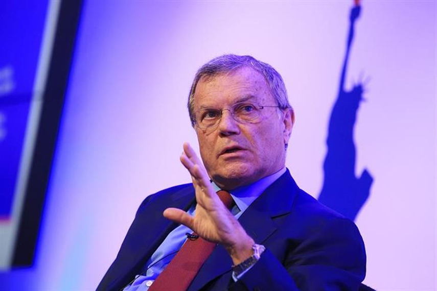 Sorrell's investor pitch: S4 will bypass agencies and take on consultants