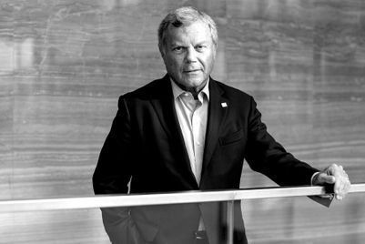 Exclusive interview: Sir Martin Sorrell