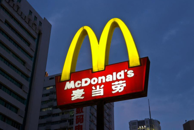 Dentsu lands McDonald's China media buying account