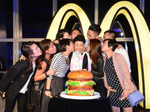 McDonald's throws high-floor surprise party for #imlovinit day
