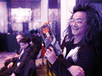 David Shing brings the buzz: Media360Summit video
