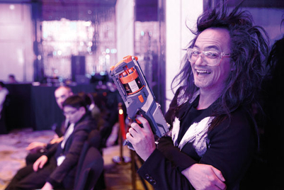 David Shing's vision of a world united by tech: Media360Summit