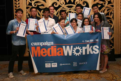 MediaWorks picks winner amid fierce competition