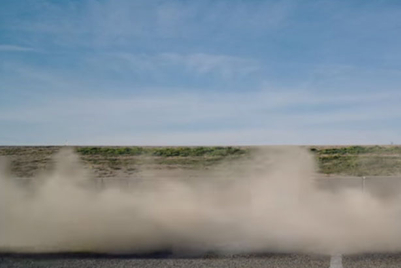 Mercedes-AMG GT is too fast for its own ad