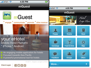 Digital Jungle develops mobile application for hospitality sector
