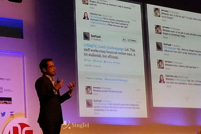 Empowered, content-focused teams make the difference on social: SingTel's Miguel Bernas