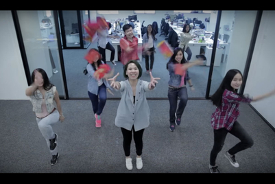 Don't miss Mindshare Malaysia's singing, dancing CNY video