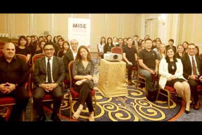 MISE supports CMP certification in Macau