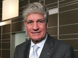 'Tech companies are taking over Cannes': Maurice Lévy