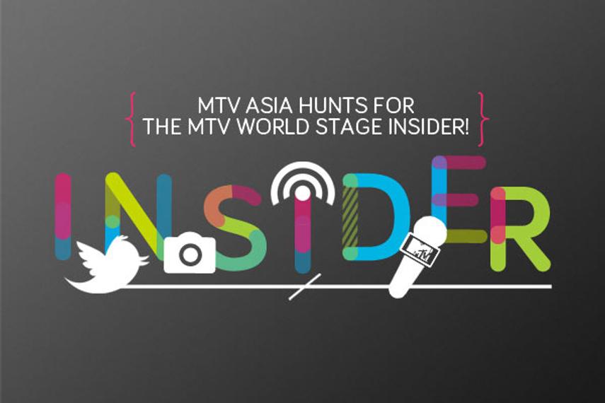MTV Asia hunts for social-media insider