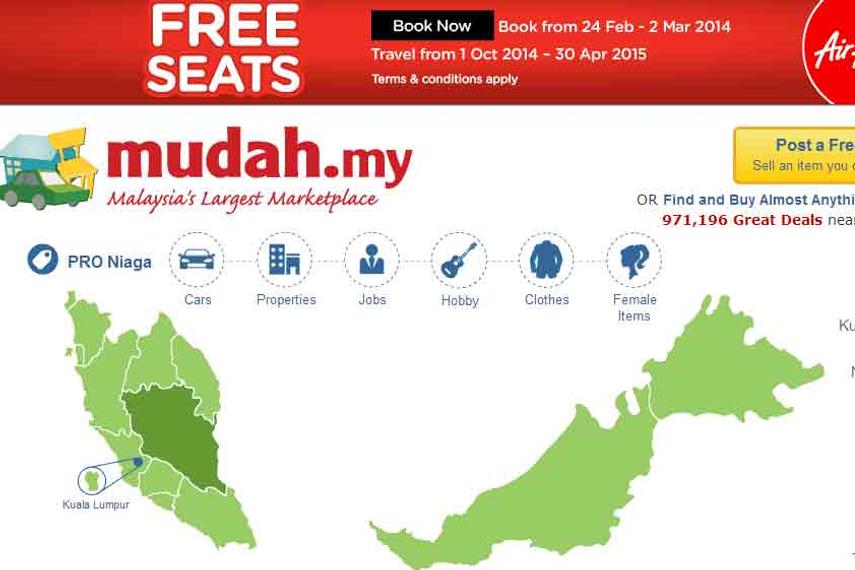 Rally will manage Mudah's social marketing