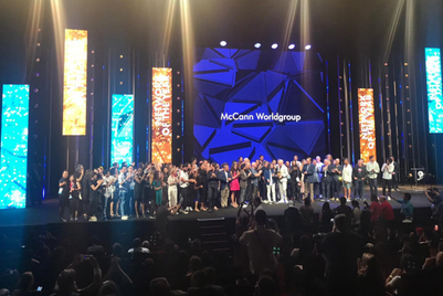McCann Worldgroup wins Network of the Year at Cannes