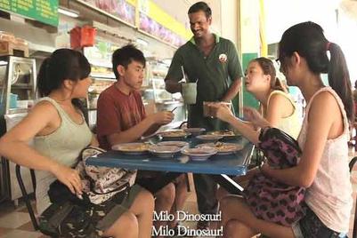 Milo's crowdsourcing campaign rolls out across Singapore