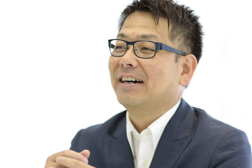 Yasuhito Nakae, group president & CEO, AOI Pro.