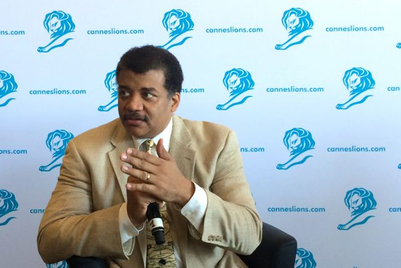 Science may need marketing now: Neil deGrasse Tyson at Cannes