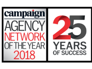 Network Agency of the Year Awards 2018