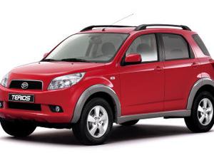 Daihatsu retains OZE to market Terios SUV in Indonesia