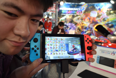 Nintendo gambles on Switch to flip its fortunes