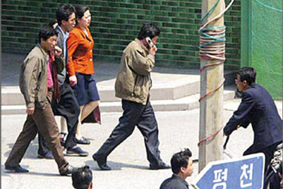 North Korea set to register millionth cellphone user