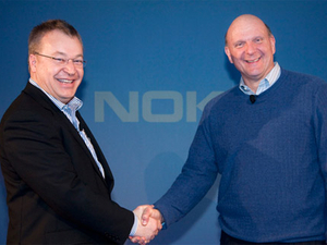 Nokia-Microsoft backlash begins