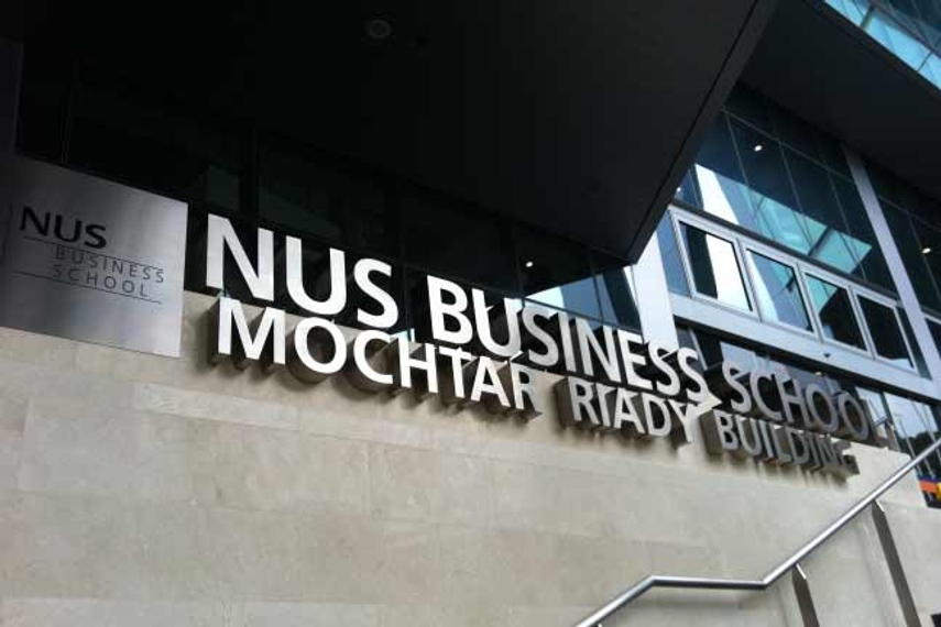NUS Business School opts for Bates Chi&Partners as branding agency