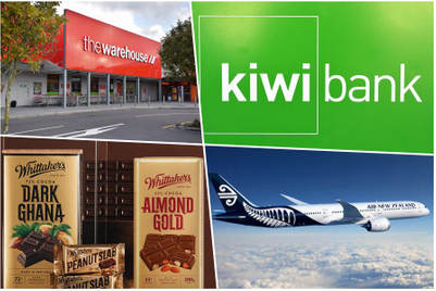 New Zealand expects a lot from its strongest local brands
