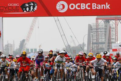 Nissan signs up sponsorship deal for OCBC Cycle Singapore 2011