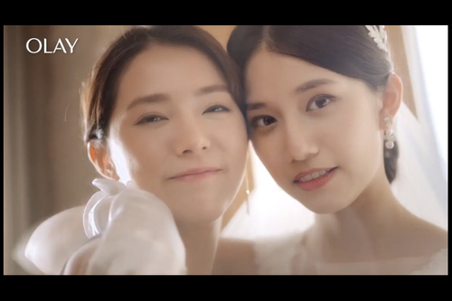 Olay celebrates importance of 'besties' in China