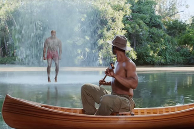 Two bare-chested Old Spice spokesmen are better than one