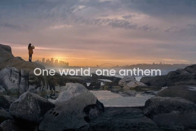 Samsung's anthem might be what the world needs