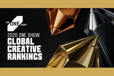 David Miami and Burger King scoop top honours in The One Show 2020 Global Creative Rankings