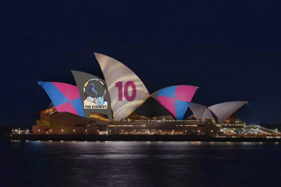 Furore over horse race advertising on Sydney Opera House