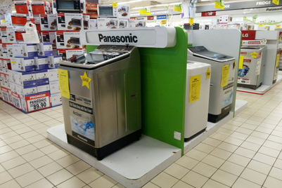 For keeping Asia cool, clean, fed and well-groomed, Panasonic stands out