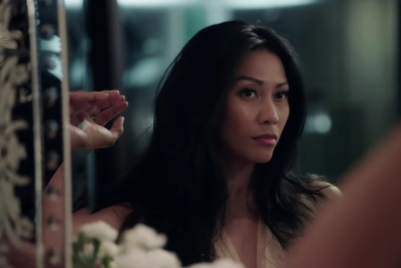Indonesian singer Anggun croons for Pantene