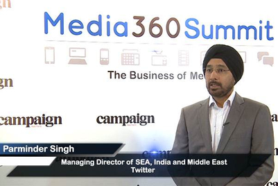 Video: Parminder Singh says Twitter to TV is happening