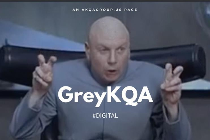 GreyKQA: the site carries an assurance that it is